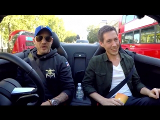 Stars in Cars with Tom Hardy - trailer