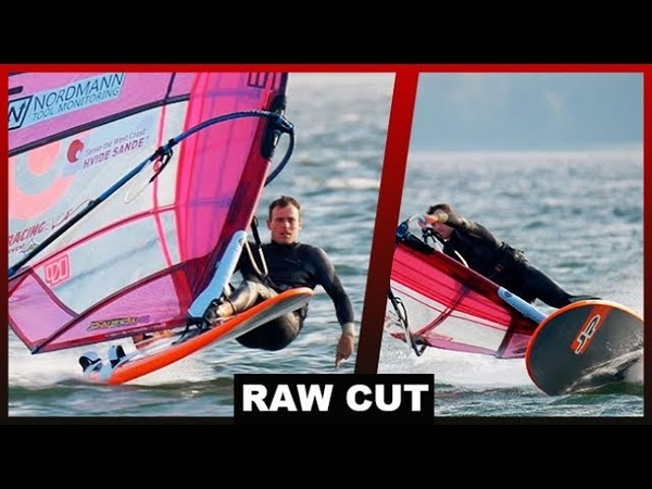 SUPER SLOWMOTION WINDSURFING - Living on the edge