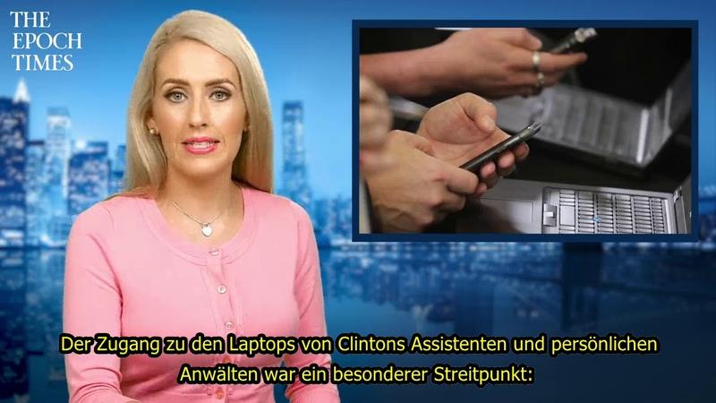 SPYGATE - Lisa Pages Aussage enthüllt neue Details im Spygate Skandal - Deutsche Untertitel