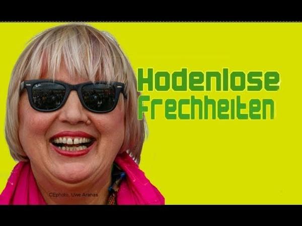 Grüner Sex Freinstaub frierende Möpse hodenlose Frechheiten Satire Schau Kubicki