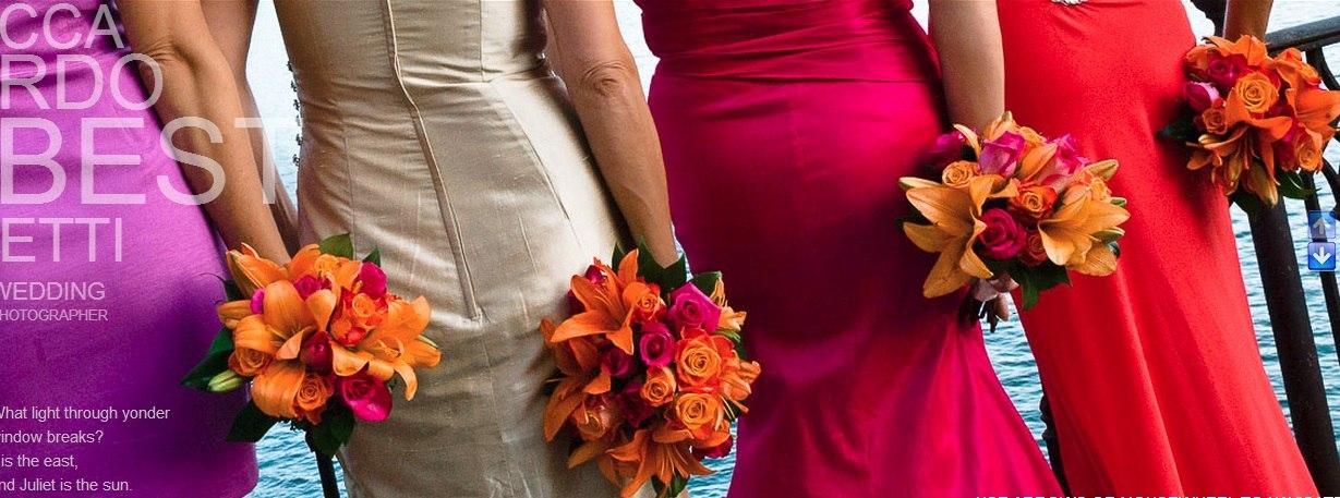 Шедевры мировой свадебной фотографии