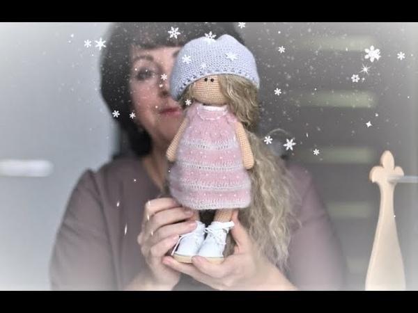 Вся любовь в ручной работе Зимняя девочка обзор
