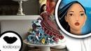 Pocahontas Doll Cake | How To