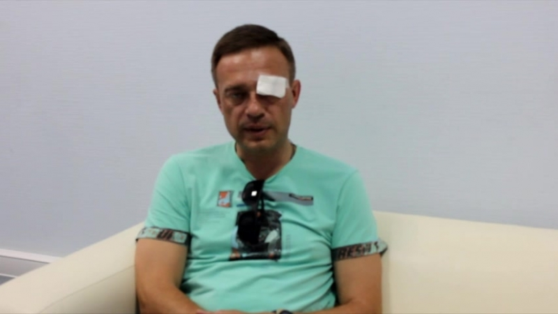 Валерий Логвиненко о лечении в клинике ЛЕНАР