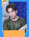 Sammie Yeo on Instagram Dimash talks about what he wished to convey through his song War and Peace ~ briefly.. there should be equality in the...