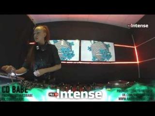 Live @ PDJ TV Intense 11.03.2014 - CD Babe
