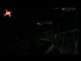Перестрелка с атаковавшим пост ДПС в Ингушетии террористом попала на видео