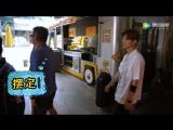 180629 LuHan @ Behind the Scene of Sweet Combat