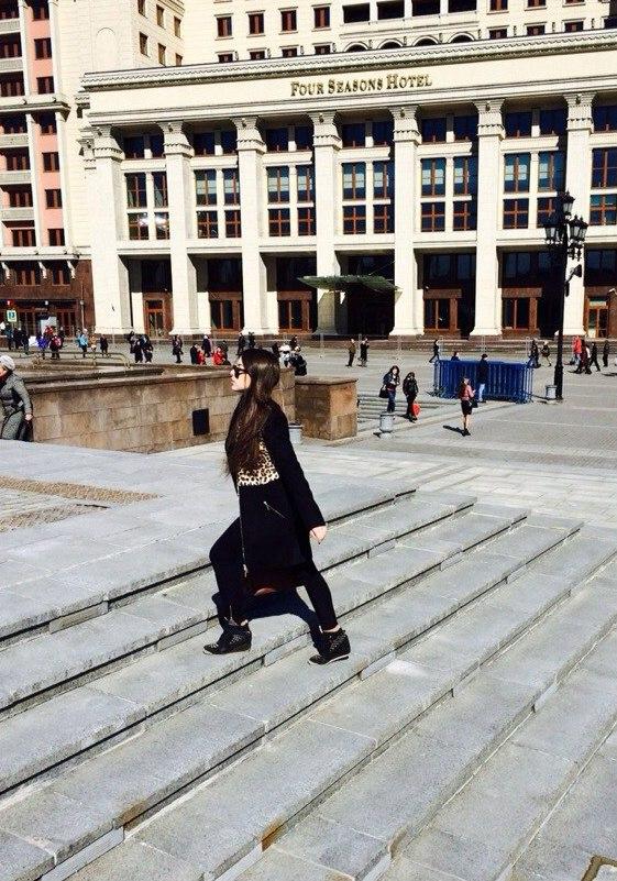 Лилиана Кондратюк | Москва