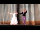 Curtain Call 3/6 Alina Somova, David Hallberg ☁️Giselle Ballet, Mariinsky Theatre 🎭 12.07.2018