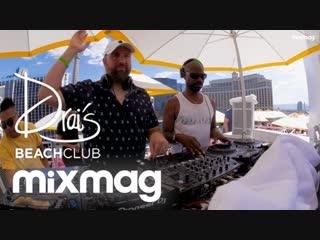 Deep House presents: CLAUDE VONSTROKE b2b GREEN VELVET at Drais Beachclub [DJ Live Set HD 1080]