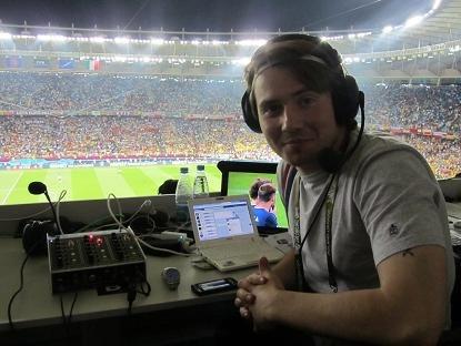 Владимир Стогниенко: такие матчи сложно смотреть, но комментатор не может встать и уйти