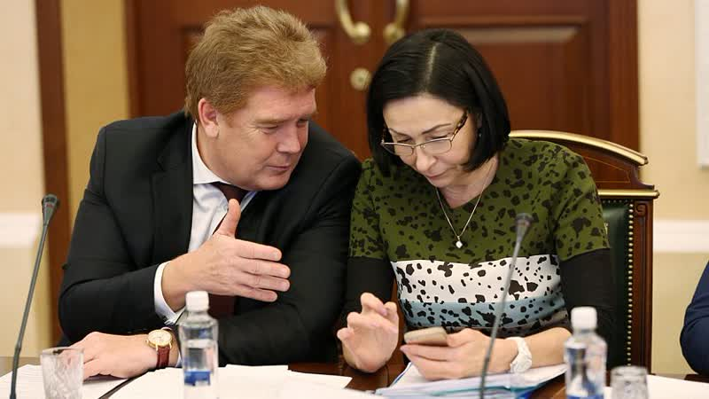 Аппаратное совещание Челябинской администрации
