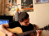 Sagi Rei - Lamour Toujours (i'll fly with you) DKrutikov Guitar Trial Cover