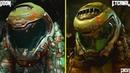 Doom vs Doom Eternal Early Graphics Comparison