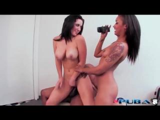 Jayden Jaymes - Makeup Room Threesome