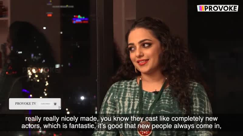 Nithya Menen Exclusive Interview _ November Cover Shoot _ Provoke TV