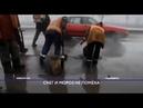 Росавтодор разрешил укладывать асфальт в снег и дождь