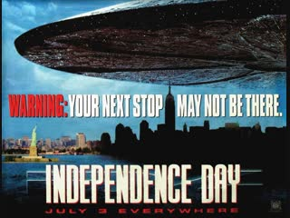 12+День независимости/Independence Day (1996г) трейлер