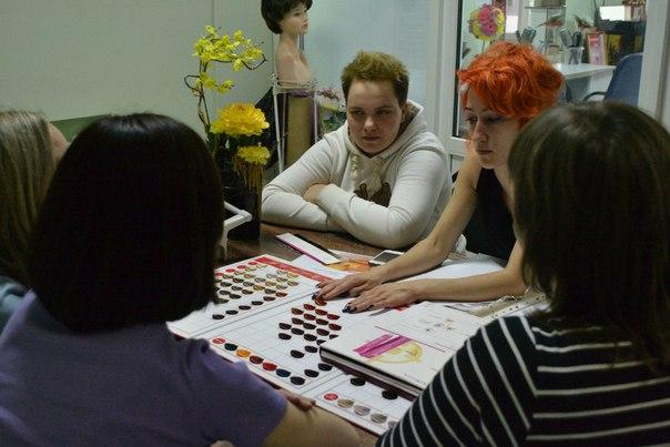 Обучение курсы парикмахера