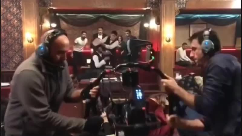 Yusuf Çim /за кадром съемок ВКВ/ Юсуф Чим