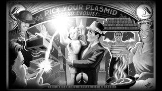 Bioshock: Презентация города Восторг.