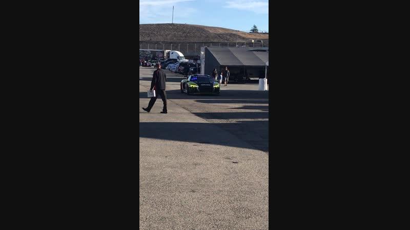 Laguna Seca Speedway