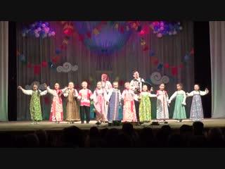 НА БОЛЬШОМ ВОЗДУШНОМ ШАРЕ концерт детских творческих коллективов Завьяловского ККЦ за 17-18 гг