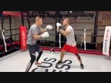 Тарасов тот ещё боксёр!