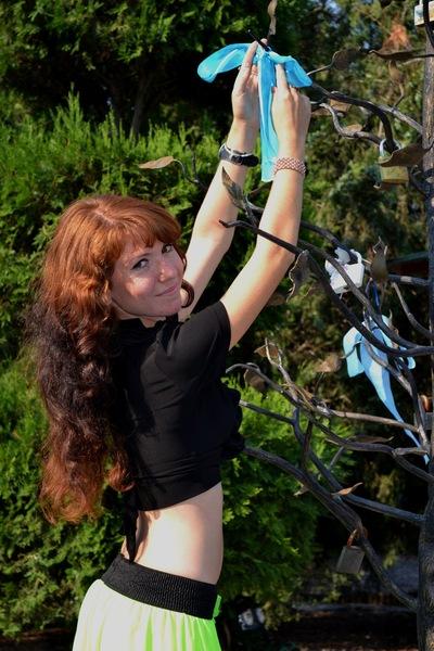 Анастасия Дунданова, 21 октября 1991, Бердянск, id96464671