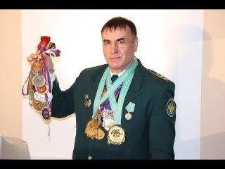Владимир Степанов - сильнейший в России рукоборец в категории Grand Master (старше 50 лет)