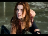 Resident Evil Claire Redfield VS The Axeman