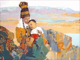 Халық күйі - Арбиян қоңыр
