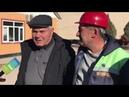 Ветераны Рогунской ГЭС приехали на запуск первого агрегата