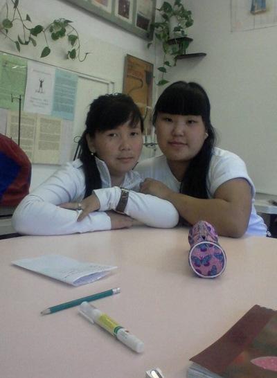 Виктория Монгуш, 25 апреля , Кызыл, id205418195