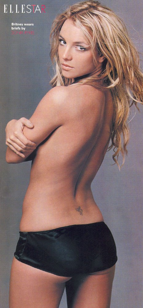 naked pic of britney spears  489853