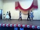 танцевальный коллектив Искусство танца Вера, Надежда, Любовь