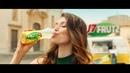 Регина Тодоренко в рекламе J7 Frutz