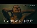 """Elio Oliver """"Un-Break My Heart"""" CMBYN"""