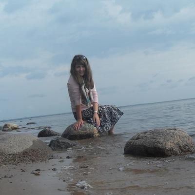 Полина Крохина, 13 мая 1991, Москва, id69122659