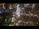 Бурдж Хали́фа вид с 828 метровой высоты