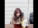 Choi Yoojung WEKI MEKI CUTE MOMENT 😍😍😍