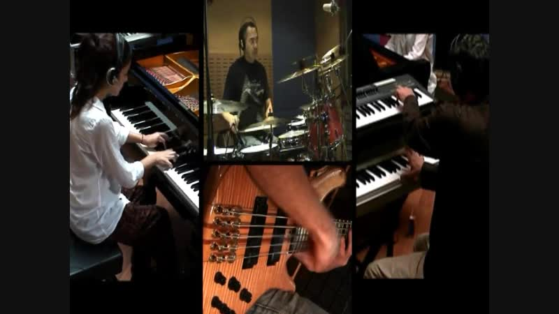 Kotebel – Concerto for Piano and Electric Ensemble (2012)