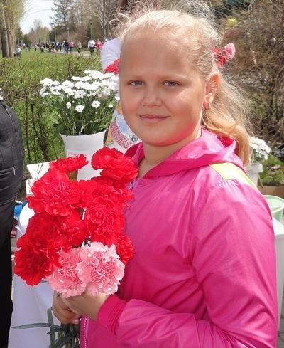 Катя Дёмина, 3 декабря , Новосибирск, id213037783