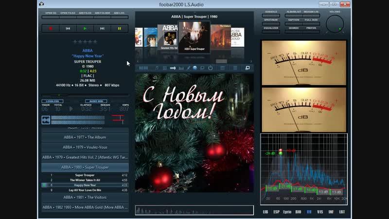 Foobar2000 v1.4.1 DarkOne сборка от L.S.Audio_016