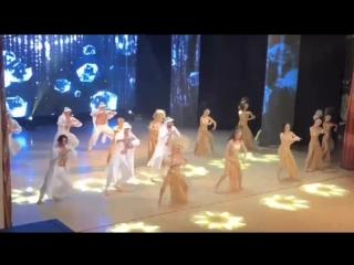 Балет Аллы Духовой TODES в Комсомольске-на-Амуре \ 1 октября 2018 года