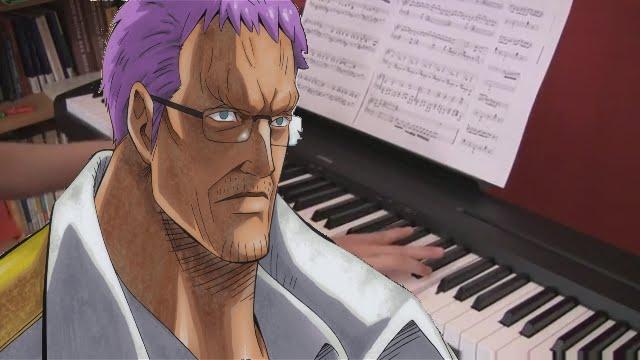 One Piece Movie Z - Kaidou Piano Cover