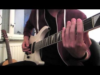 Memphis May Fire - The Haunted Cover By Jesper W