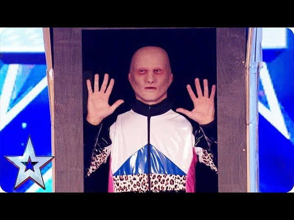 FIRST LOOK The weird and wonderful world of Baba Yega | BGT 2018