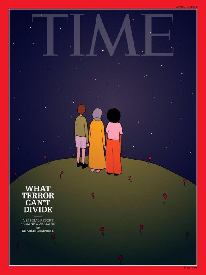 Time International Edition – April 01, 2019